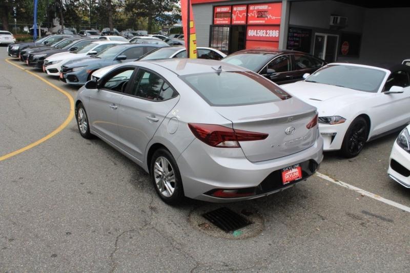 Hyundai Elantra 2020 price $21,889