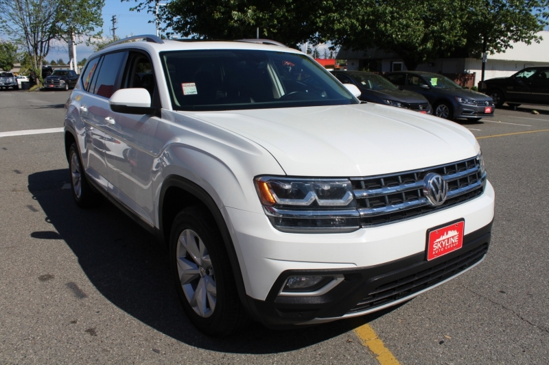 Volkswagen Atlas 2019 price $44,889