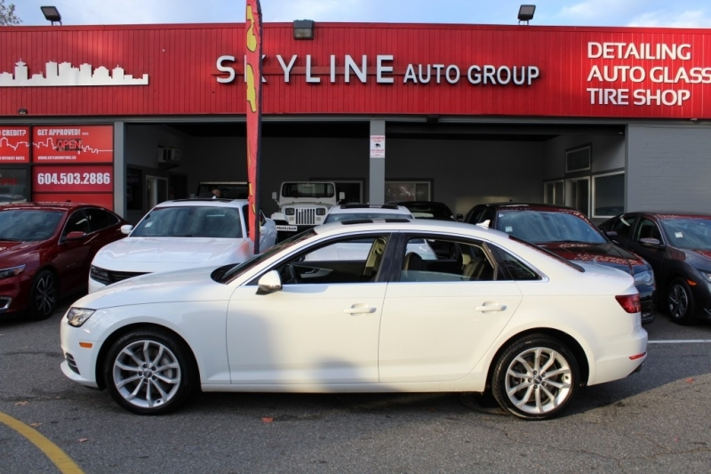 Audi A4 2017 price Call for Pricing.