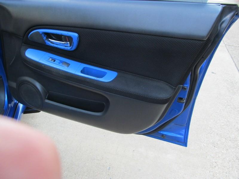 Subaru Impreza Sedan (Natl) 2005 price $8,500