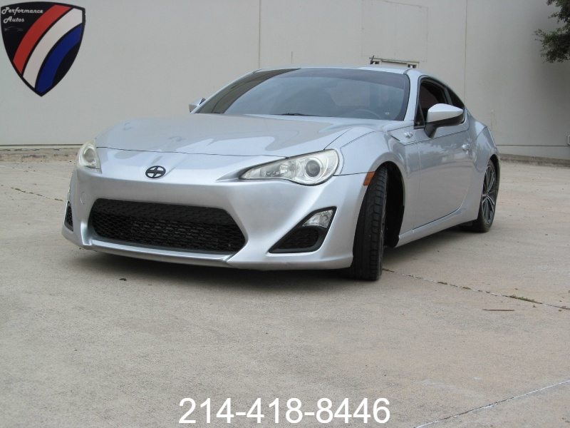 Scion FR-S SUPERCHARGED 2013 price $16,900