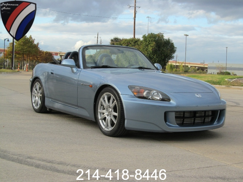 Honda S2000 SUPERCHARGED 2004 price $26,999
