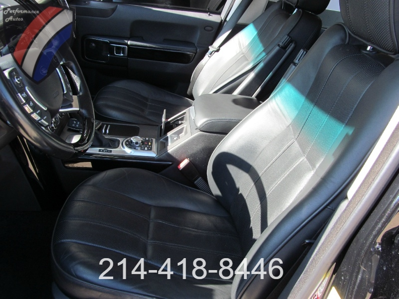 Land Rover RANGE ROVER SUPERCHARGED 2011 price $18,500