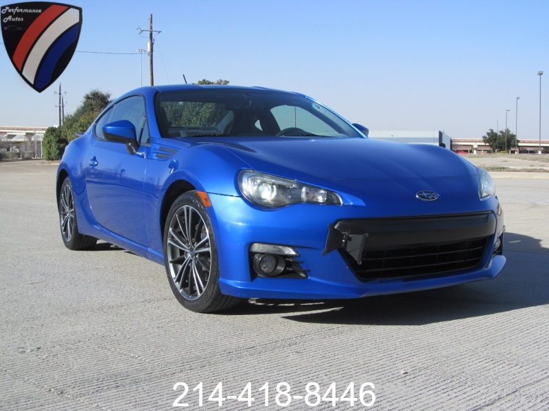Subaru BRZ 2013 price $11,500