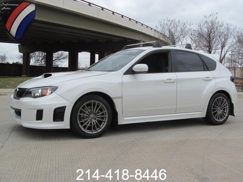 Subaru Impreza Wagon WRX 2012 price $14,995