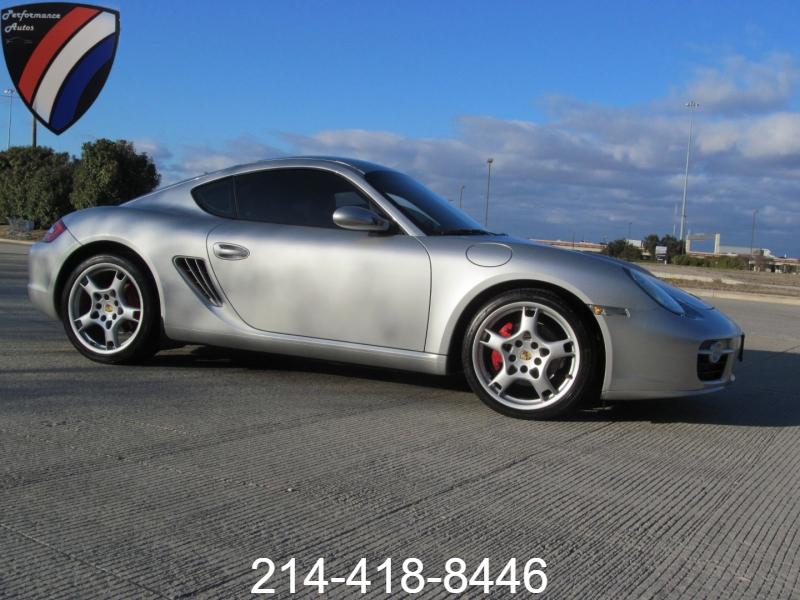 Porsche Cayman S 2006 price $20,700