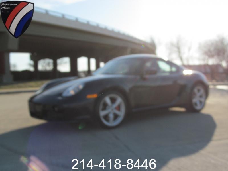 Porsche Cayman 2007 price $26,500