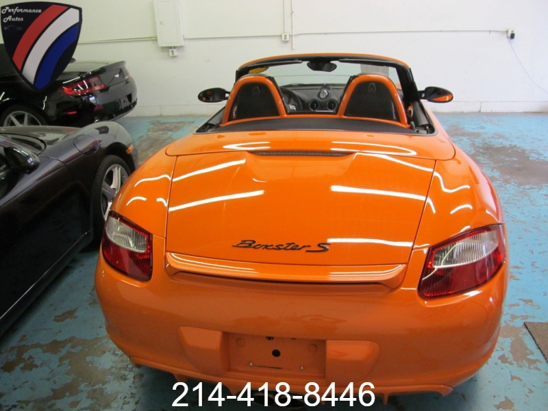 Porsche Boxster 2008 price $27,900