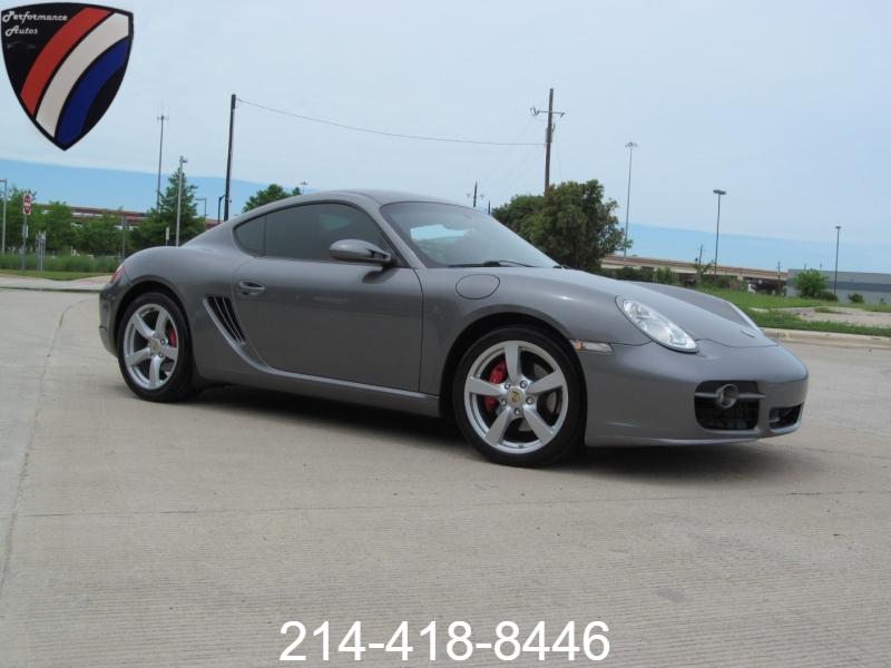 Porsche Cayman 2008 price $31,900