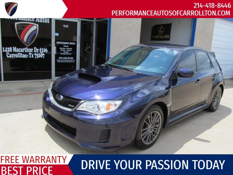 Subaru Impreza Wagon WRX 2014 price $24,500