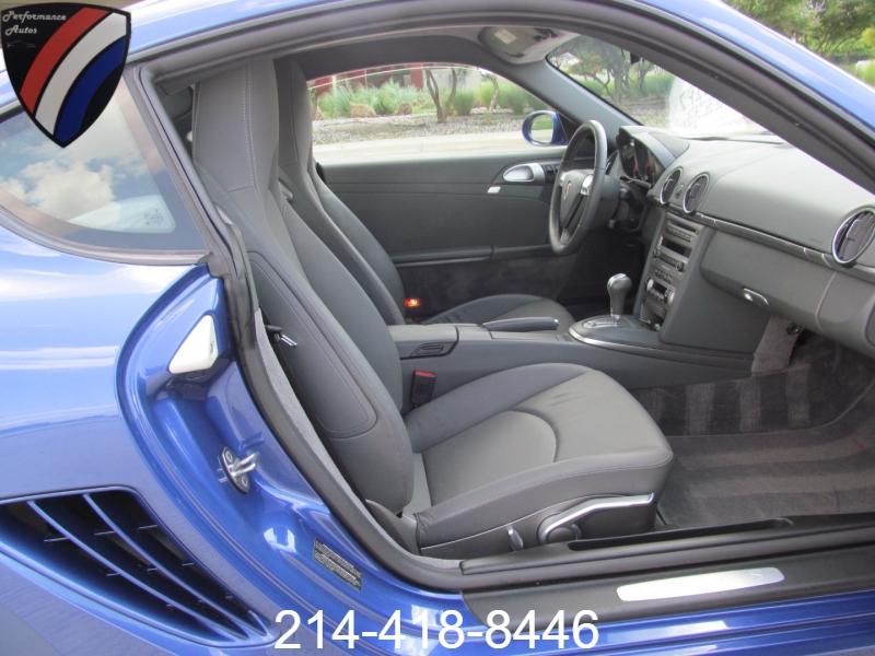 Porsche Cayman 2008 price $28,500