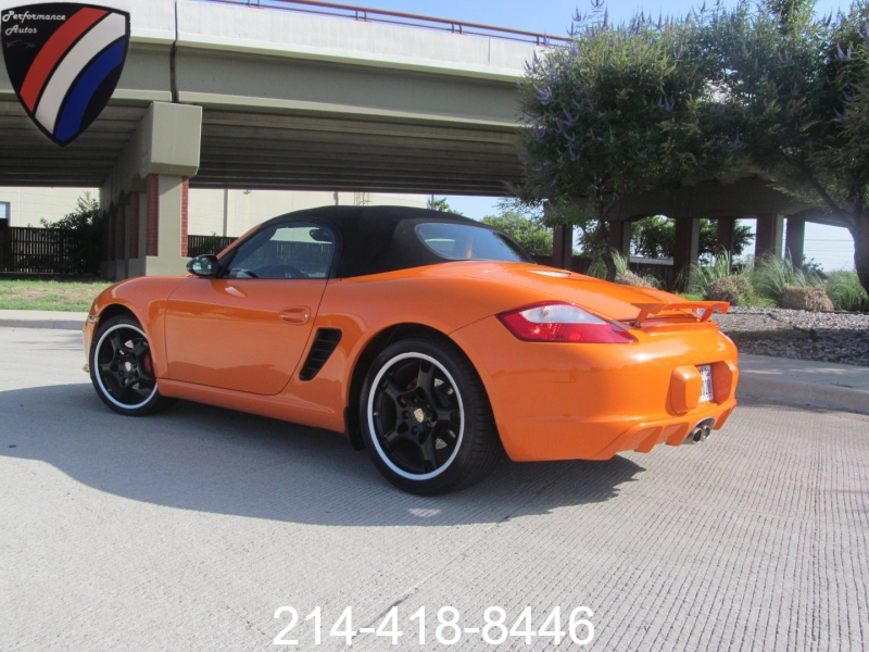 Porsche Boxster 2008 price $25,900