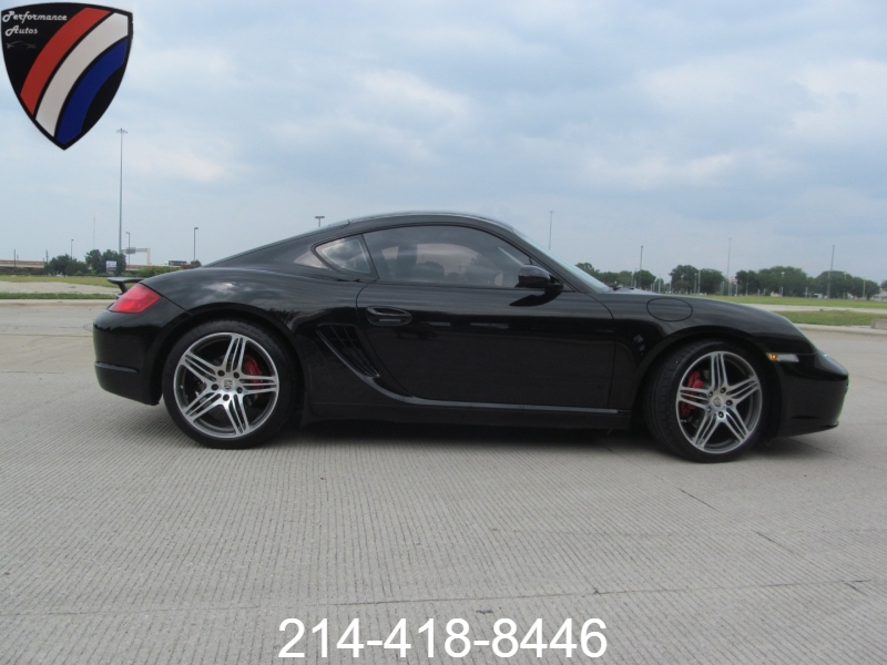 Porsche Cayman 2008 price $37,000
