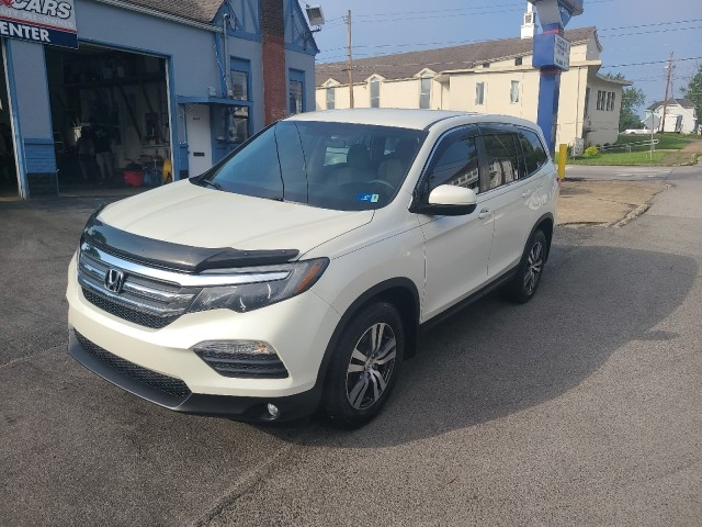 Honda Pilot 2016 price $15,779