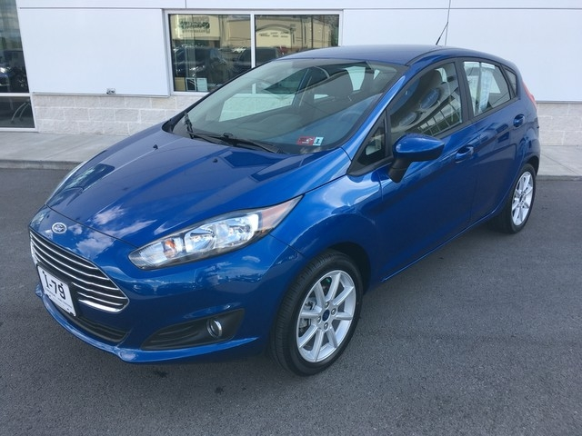 Ford Fiesta 2019 price $12,979
