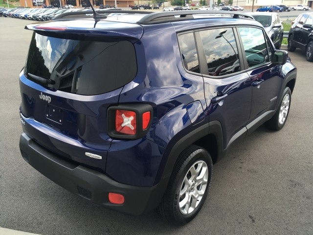 Jeep Renegade 2016 price $16,779