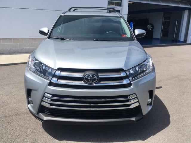 Toyota Highlander 2018 price $34,779