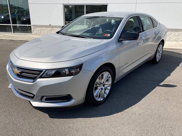 Chevrolet Impala 2018 price $18,979