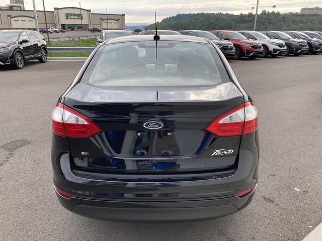 Ford Fiesta 2019 price $12,779