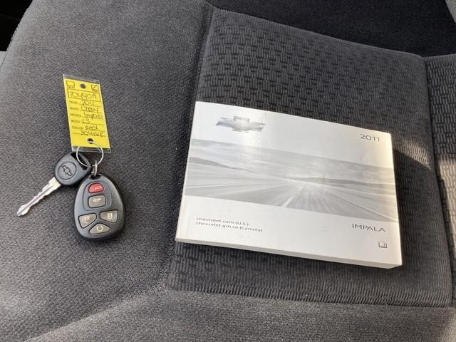 Chevrolet Impala 2011 price $8,979