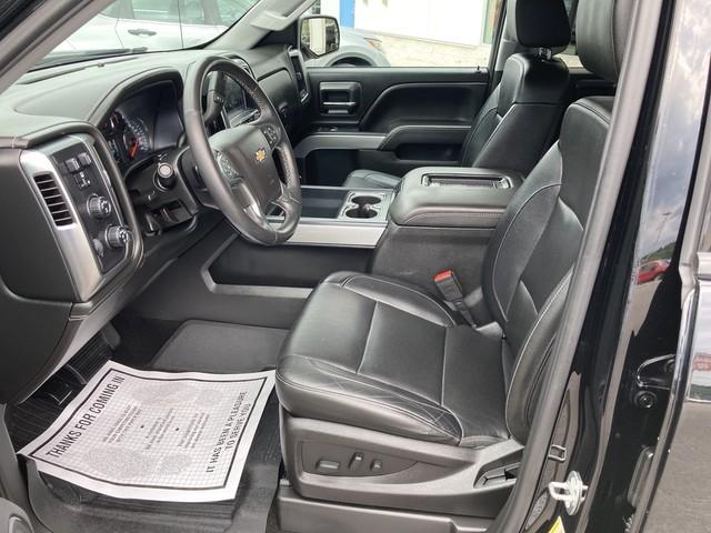 Chevrolet Silverado 1500 2017 price $36,779