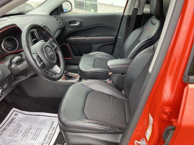 Jeep Compass 2017 price $22,979