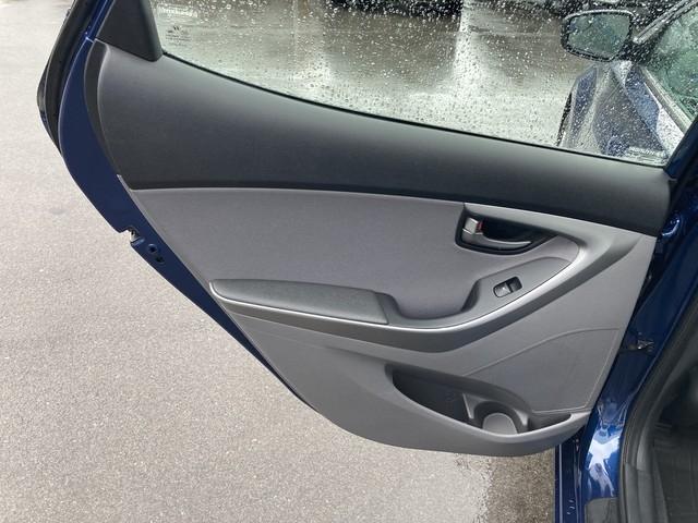 Hyundai Elantra 2016 price $12,979
