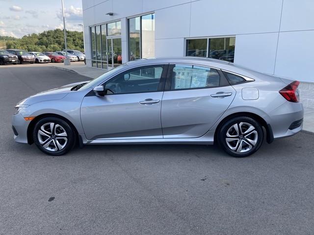 Honda Civic Sedan 2017 price $17,500