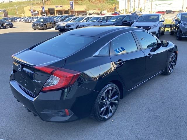 Honda Civic Sedan 2019 price $20,979