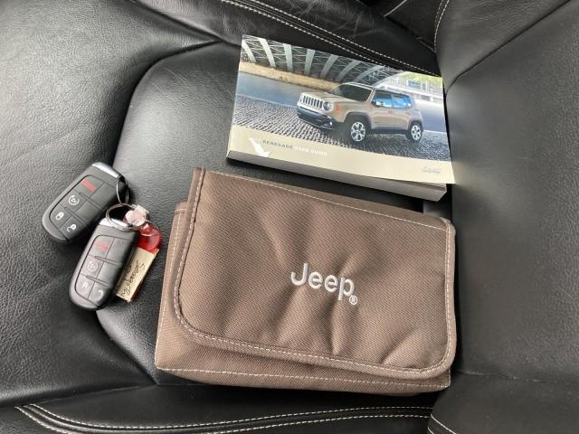 Jeep Renegade 2017 price $18,979