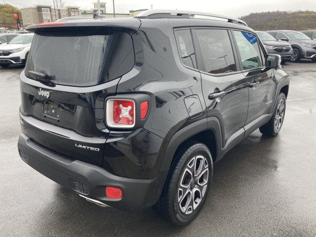 Jeep Renegade 2017 price $20,779