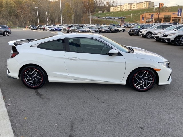 Honda Civic Si Coupe 2018 price $23,500