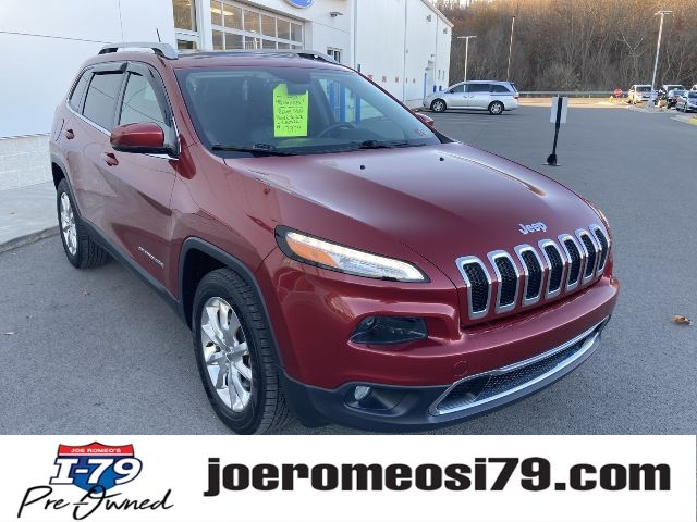 Jeep Cherokee 2015 price $17,979