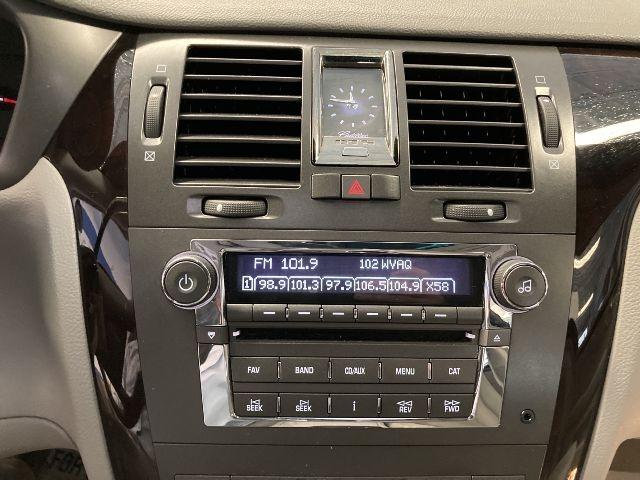 Cadillac DTS 2011 price $11,779