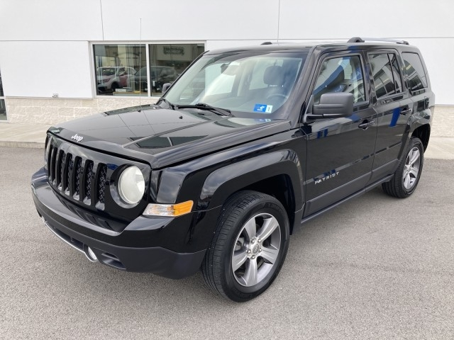 Jeep Patriot 2017 price $14,779