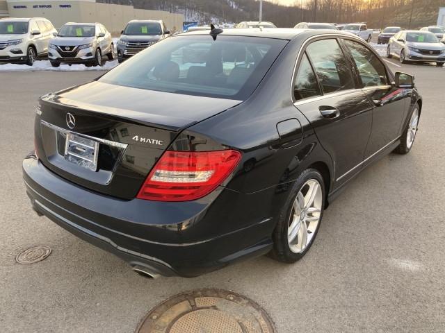 Mercedes-Benz C-Class 2014 price $14,979