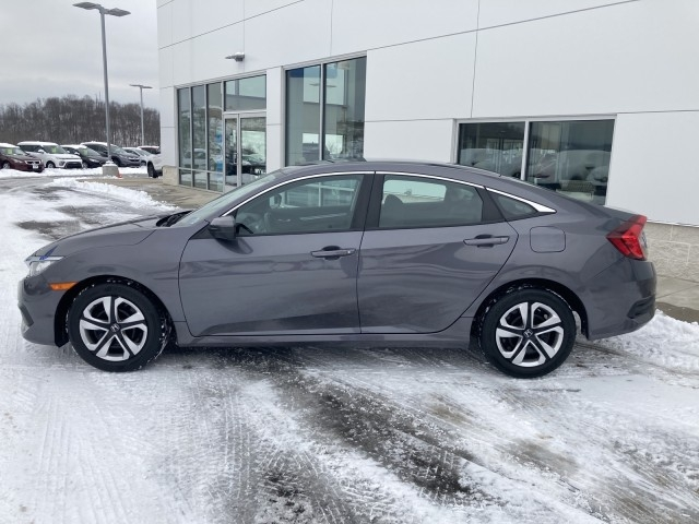 Honda Civic Sedan 2018 price $15,979