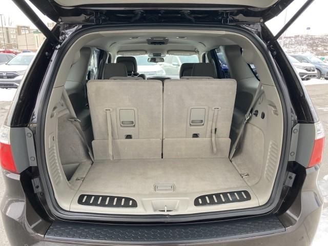 Dodge Durango 2012 price $13,979