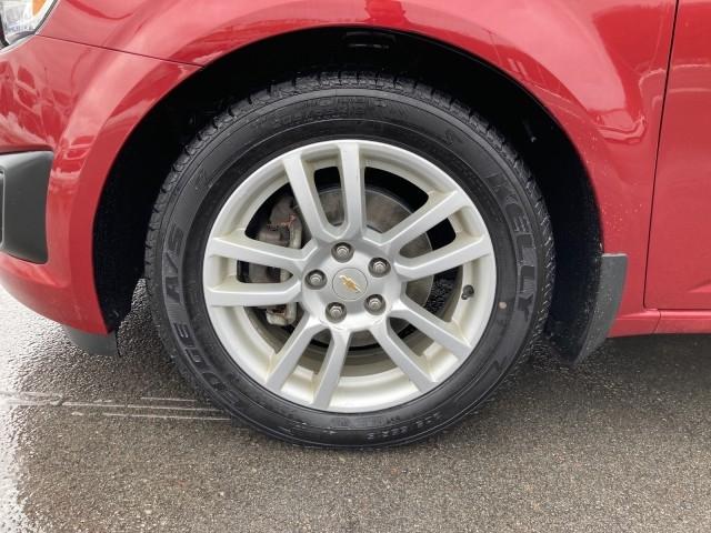 Chevrolet Sonic 2012 price $6,979