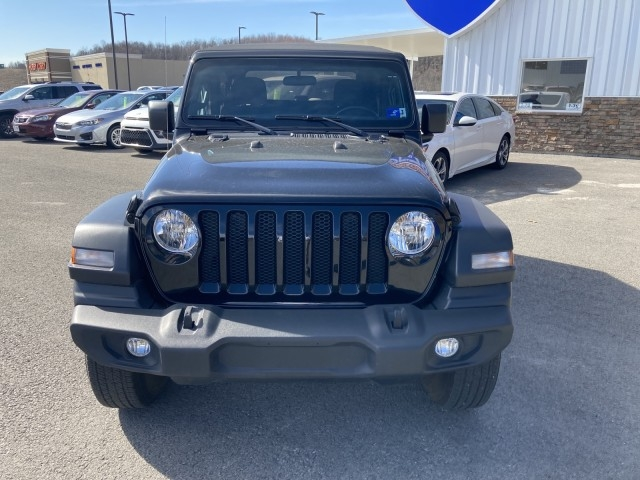 Jeep Wrangler 2020 price $33,979