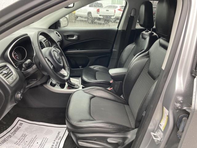 Jeep Compass 2018 price $21,979