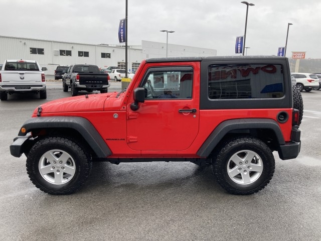 Jeep Wrangler 2015 price $23,979