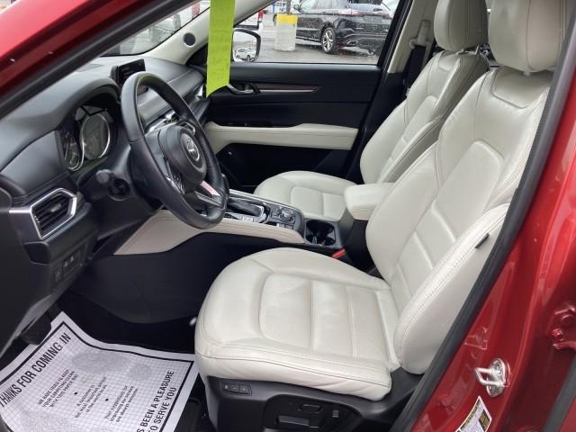 Mazda CX-5 2018 price $25,979
