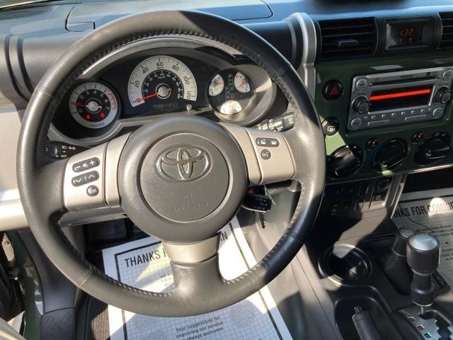Toyota FJ Cruiser 2012 price $33,979