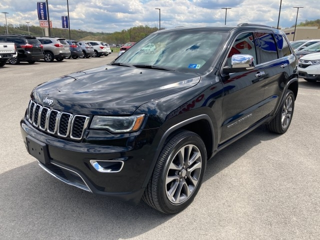 Jeep Grand Cherokee 2018 price $35,979