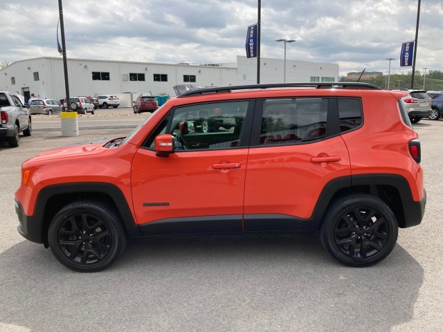 Jeep Renegade 2017 price $17,979