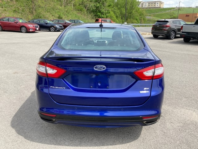 Ford Fusion 2016 price $17,979
