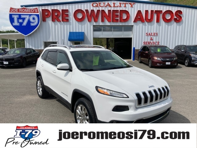 Jeep Cherokee 2016 price $17,779