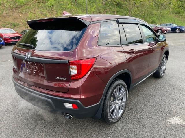 Honda Passport 2020 price $36,779