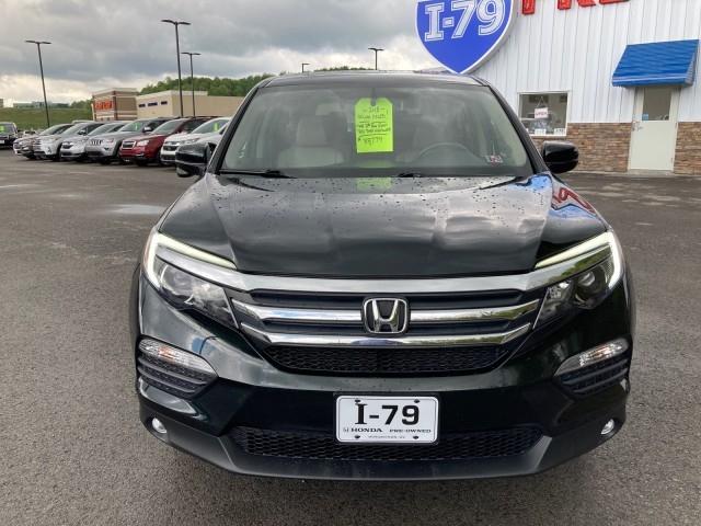 Honda Pilot 2018 price $33,779